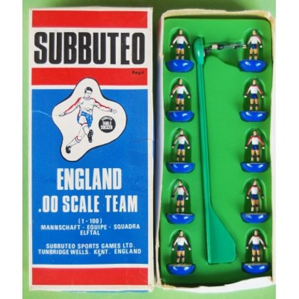 317 - LW Team : ENGLAND (Ref. 317)