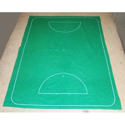 Playing Pitch - FIVE A SIDE