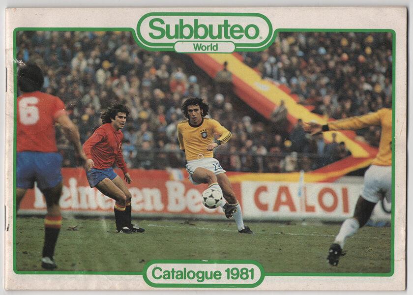 Catalogue : 1981