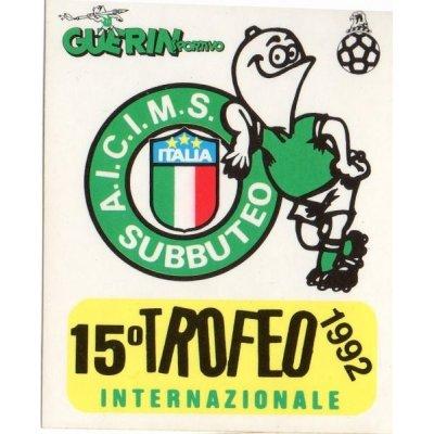 Sticker : GUERIN SPORTIVO 1992
