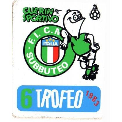 Sticker : GUERIN SPORTIVO 1983