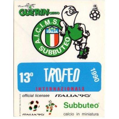 Sticker : GUERIN SPORTIVO 1990