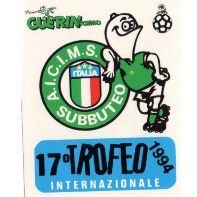 Sticker : GUERIN SPORTIVO 1994
