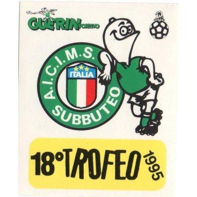 Sticker : GUERIN SPORTIVO 1995