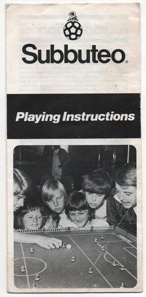 Rules : 1976