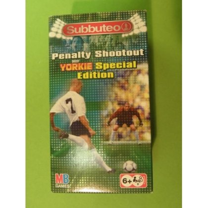 Penalty Shootout Yorkie Special